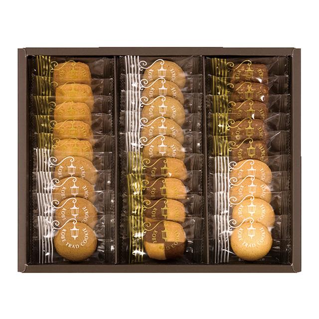神戸浪漫 神戸トラッドクッキー メイン画像