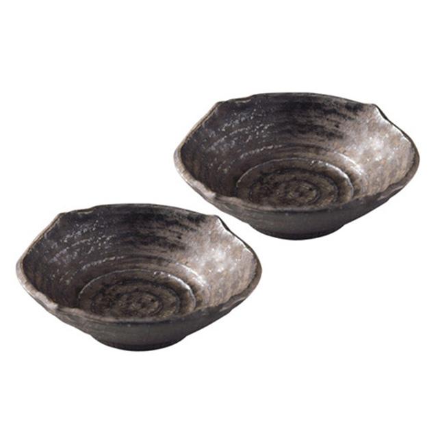 炭彩 組鉢(木箱入) メイン画像