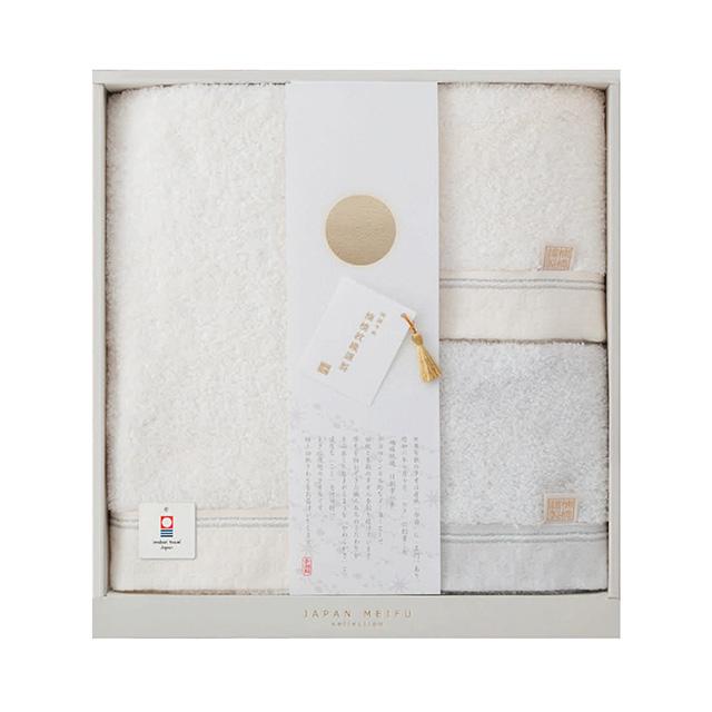 楠橋紋織謹製 タオルセット メイン画像