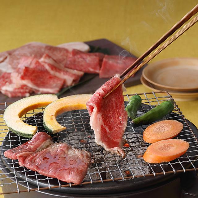 米沢牛 焼肉セット メイン画像