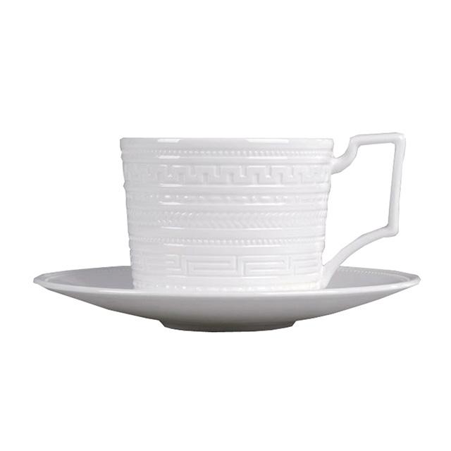 インタグリオ ティーカップ&ソーサー メイン画像