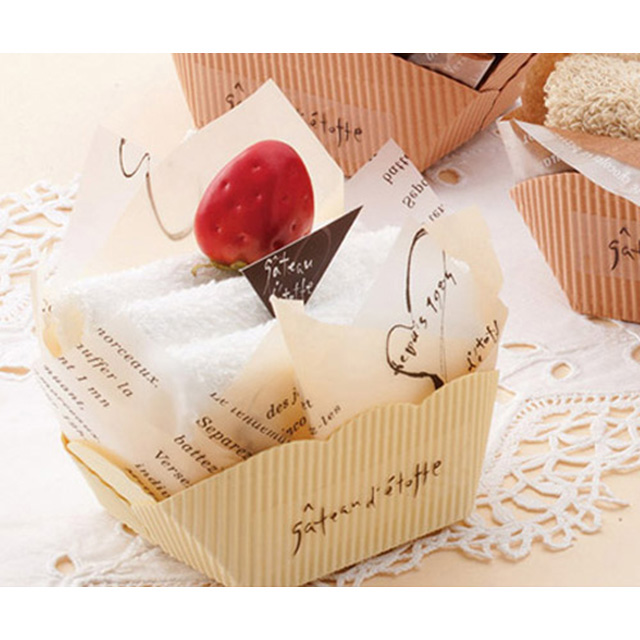 ガトーエトフ タオルショートケーキ[いちご] メイン画像