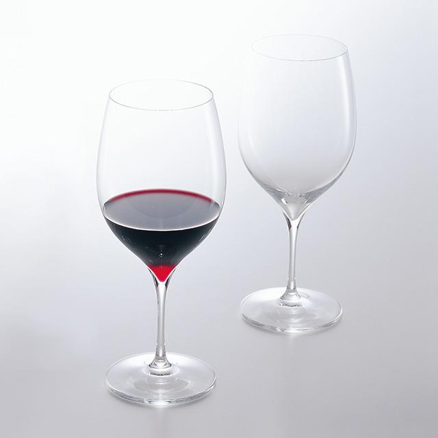 グレープ@リーデル ペアワイングラス メイン画像