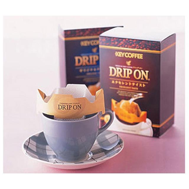 ドリップオンコーヒーセット メイン画像