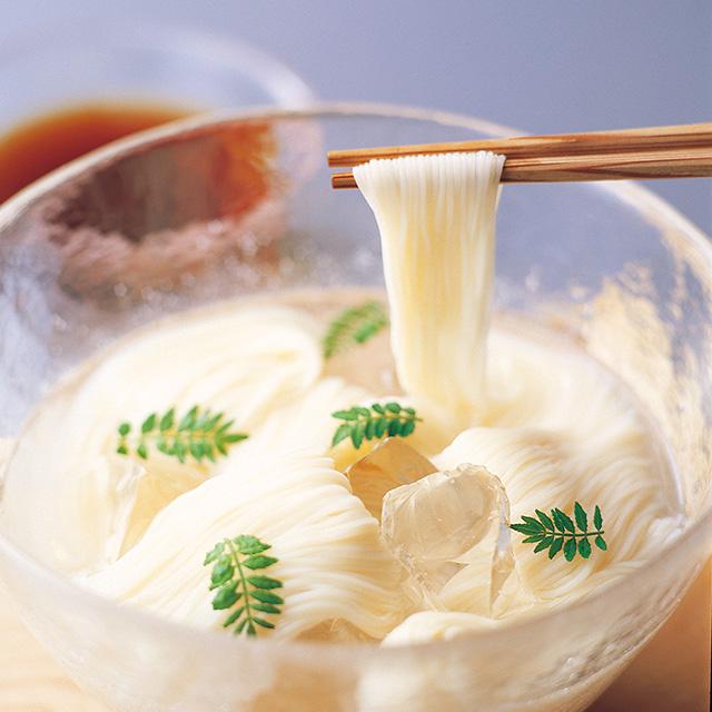 三輪素麺 三輪の白糸 メイン画像