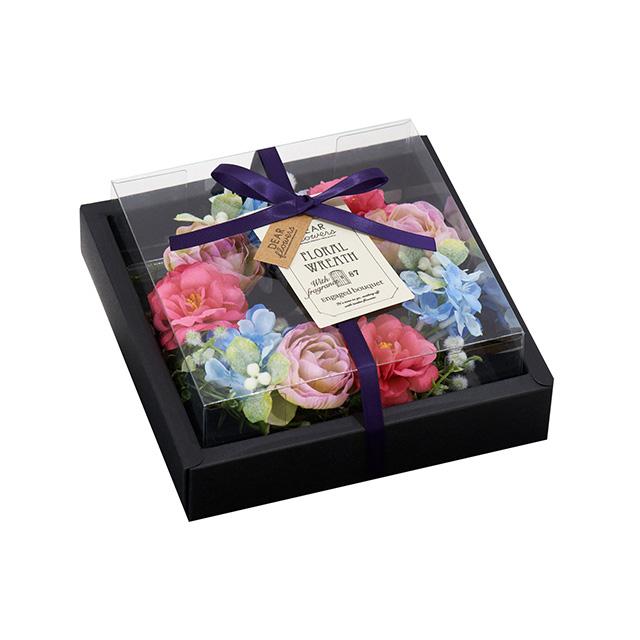 ディアフラワーズ フローラルリース 約束の花束 メイン画像