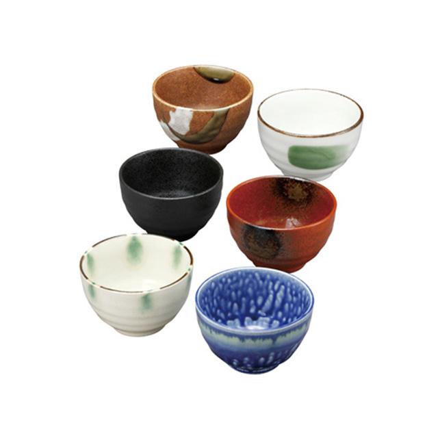 六窯 よくばり陶碗