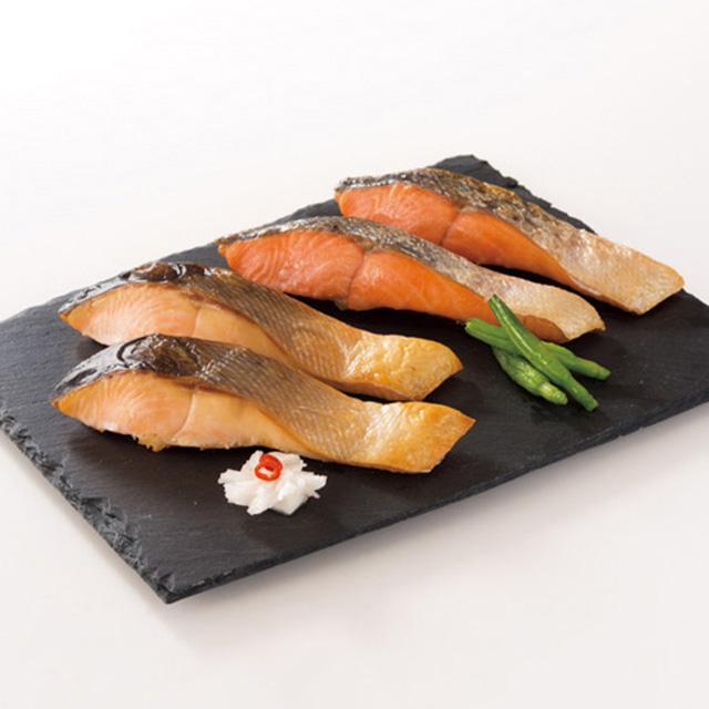 鮭匠ふじい 鮭味くらべ姿造り メイン画像