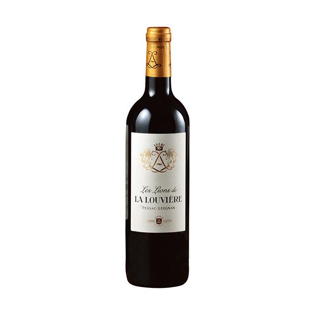レ・リオン・ド・ラ・ルヴィエール ボルドー赤ワイン