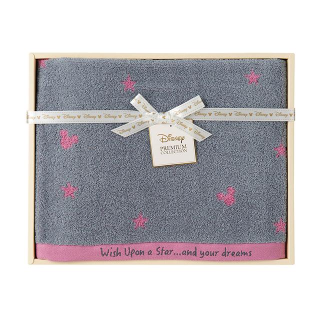 星に願いを バスタオル ピンク メイン画像