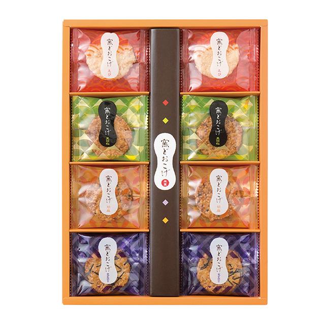 喜多山製菓 窯どおこげA メイン画像