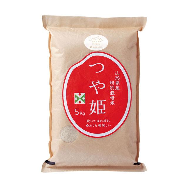 特別栽培米 山形県置賜産 つや姫 メイン画像