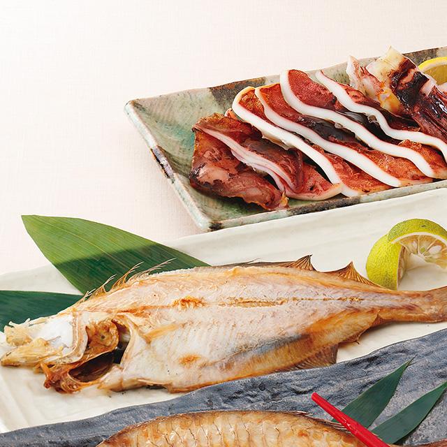 山形県産 庄内浜海宝味比べ メイン画像
