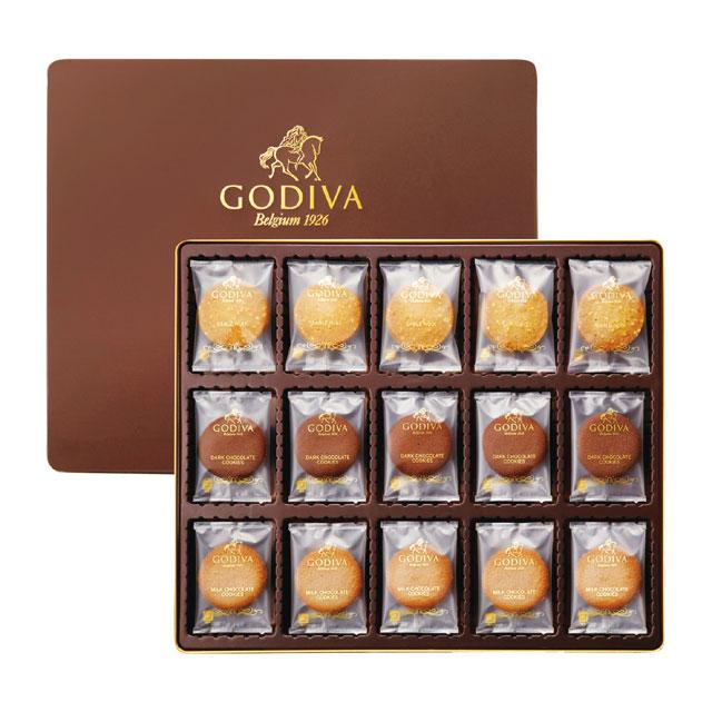 ゴディバ クッキーアソートメント55枚入 メイン画像