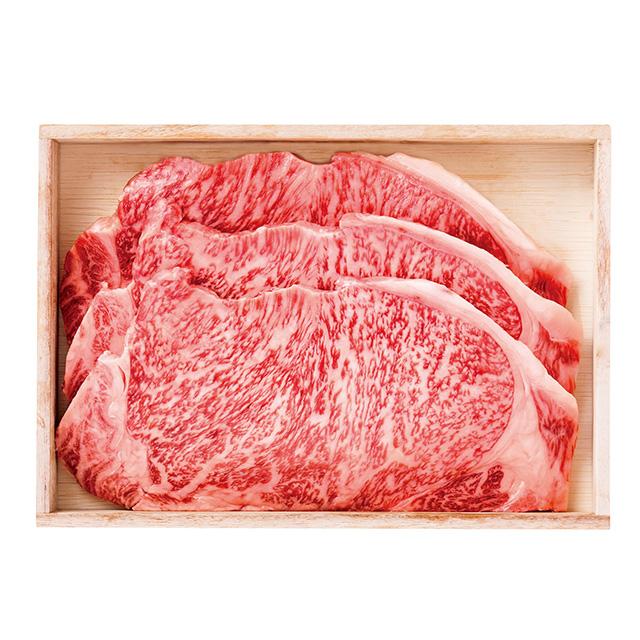 松阪牛 サーロインステーキ(木箱入) メイン画像