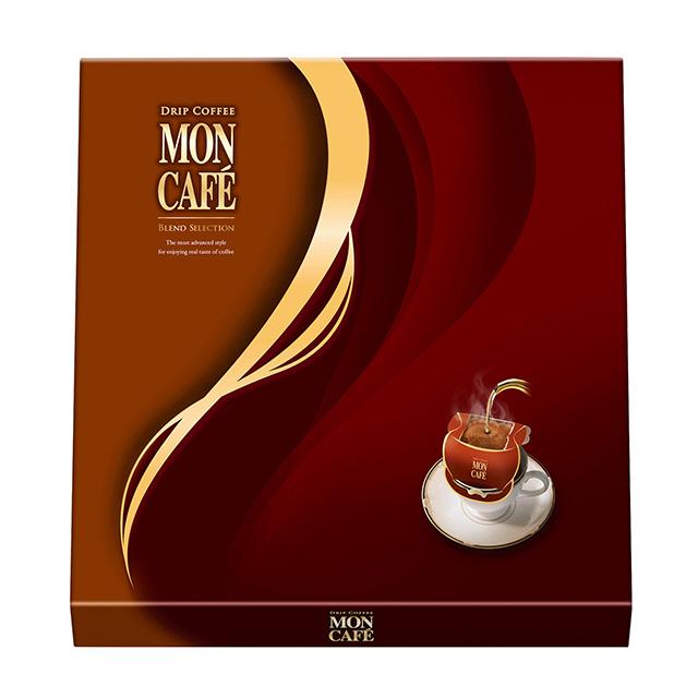 モンカフェ ドリップコーヒー 3種セット メイン画像
