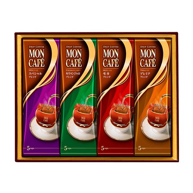 モンカフェ ドリップコーヒー 4種セット メイン画像