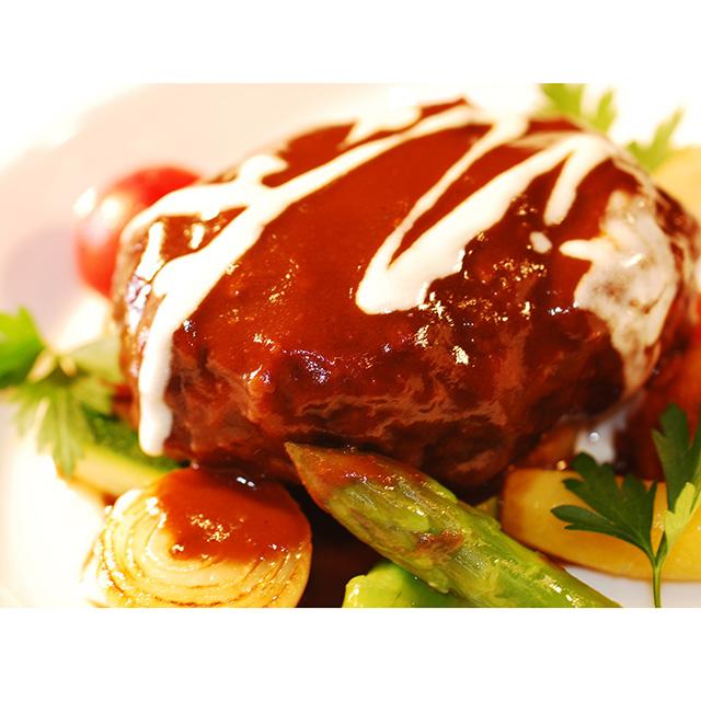ロアラブッシュ 和牛煮込みハンバーグ メイン画像