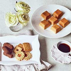 洋菓子(カステラ・クッキー等)